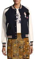 Coach Classic Unisex Varsity Jacket