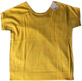 Zadig & Voltaire Yellow Wool Knitwear for Women