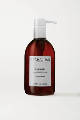 Sachajuan Body Wash - Fresh Lavender, 500ml