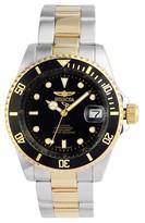 Invicta Men's Pro Diver 8927OB Quartz Stainless Steel Link Watch - Black