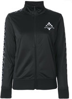 Marcelo Burlon County of Milan Kappa jacket - women - Polyester - S