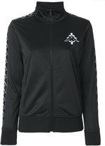 Marcelo Burlon County of Milan Kappa jacket - women - Polyester - XS