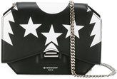 Givenchy Bow-cut chain purse - women - Calf Leather - One Size