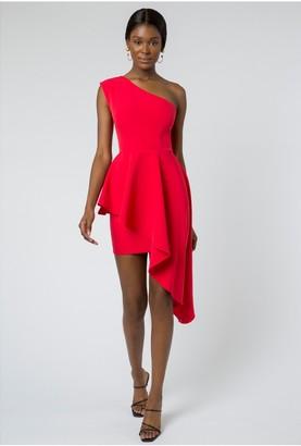 Aq/Aq Adelle Mini Dress - Red