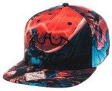 Bioworld Men's Licensed Batman Multi-Color Sublimated Snapback Hat O/S
