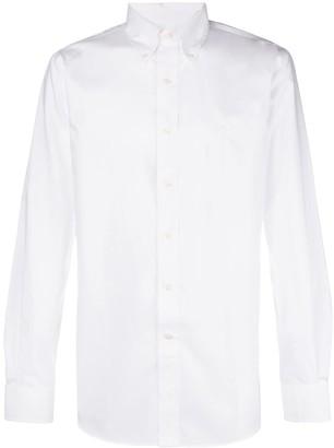 Ralph Lauren long-sleeve fitted shirt