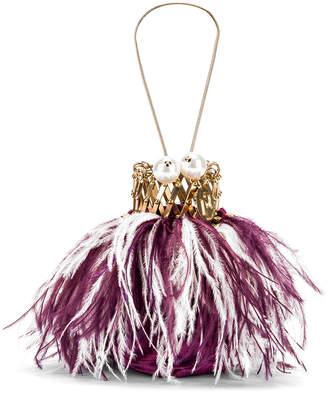 Rosantica Dafne Bag in Purple   FWRD