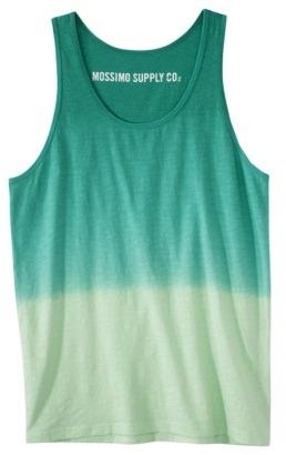Mossimo Men's Dip Dye Tank Top - Assorted Colors