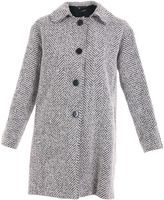 Twin-Set Jacquard Coat