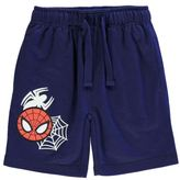 Marvel Kids Fleece Shorts Infant Boys Elastic Jersey Pants Casual Bottoms