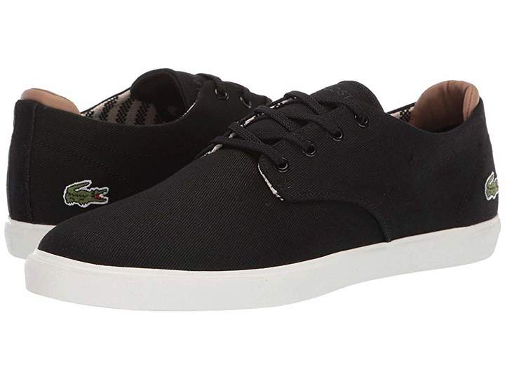 48c57bfa3bae Lacoste Canvas Shoes Men