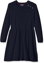 Tommy Hilfiger Girl's Ame M Sweaterdress L/S Dress