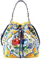 Dolce & Gabbana Dolce Gabbana Hobo Canvas