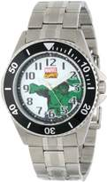 Marvel Men's W000528 Hulk Honor Stainless Steel Bracelet Watch