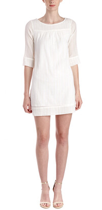 Ella Moss Lurex Shift Dress