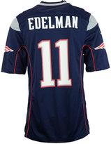 Nike Men's Julian Edelman New England Patriots Game Jersey