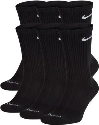 Nike Dry 6-Pack Everyday Plus Cushion Crew Training Socks