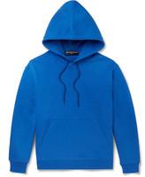 Balenciaga Loopback Cotton-jersey Hoodie