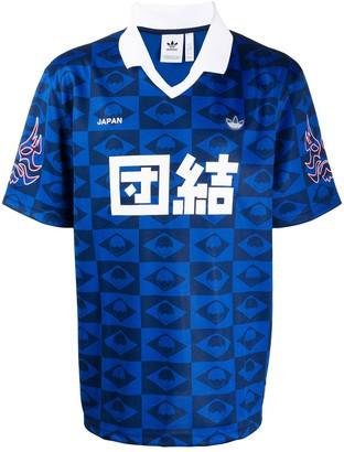 adidas Japan football-style jersey