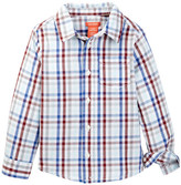 Joe Fresh Plaid Shirt (Toddler & Little Boys)