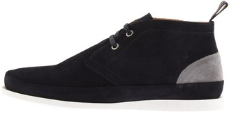 Paul Smith Suede Boots Navy