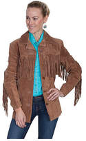 Scully Women's Suede Fringe Jacket L74