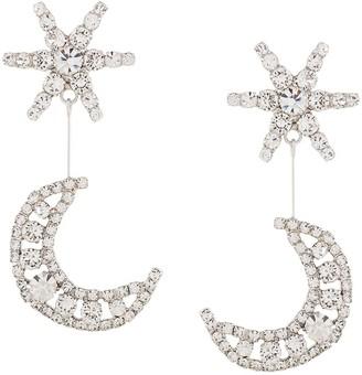 Jennifer Behr Leonida crystal embellished earrings