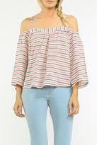 Flying Tomato Summer Stripes Top
