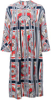 Comme des Garcons nautical print dress
