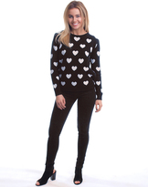 Freez Heart Knit