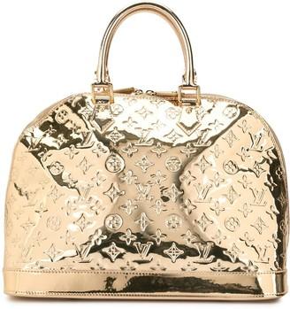 Louis Vuitton pre-owned Alma MM Miroir tote