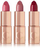 Charlotte Tilbury Matte Revolution - Mini Lipstick Charms, 3 X 1g
