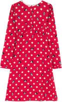 Cath Kidston Mickey and Friends Button Spot Dress