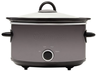 Westinghouse 3.5L Slow Cooker Black