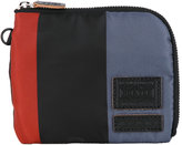 Marni x Porter collaboration coin case wallet - men - Nylon - One Size