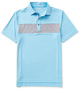 Bobby Jones Golf XH20 Dempsey Print Short-Sleeve Polo Shirt