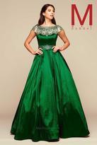 Mac Duggal Prom - 48421 HGown in Emerald Green