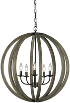 Feiss Allier 5-Light Large Pendant