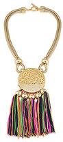 Trina Turk Mojito Nights Tasseled Pendant Necklace