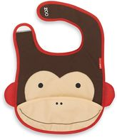 Bed Bath & Beyond SKIP*HOP® Zoo Tuck-Away Bibs in Monkey