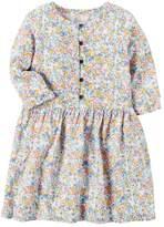 Carter's Girls 4-8 Flowy Floral Dress