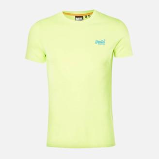 Superdry Men's Neon Lite T-Shirt