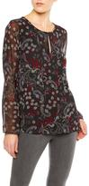 Sanctuary Paisley Blouse