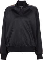 Marc Jacobs stripe detail track jacket