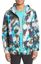 Nike Shield Ghost Logo Running Jacket