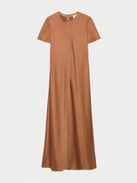 DKNY Dress With Exposed Front Seam
