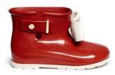 Melissa 'Sugar Rain Bow' toddler boots