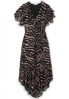 Lily & Lionel Tiger Drew Dress in Black - xs
