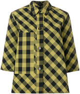 Sofie D'hoore checked casual jacket