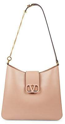 Valentino Women's Garavani VSling Leather Hobo Bag